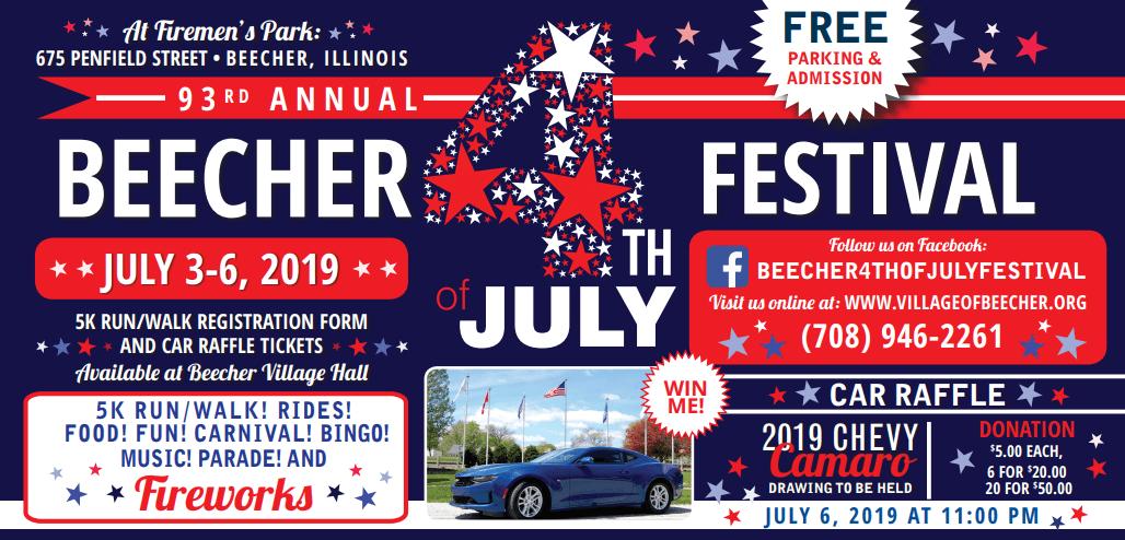 Beecher 4th Of July Festival