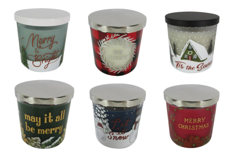 Half million Kohl's SONOMA candles recalled due to candles